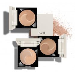 Увлажняющая Компактная Пудра-Деэт — Velveteen Hydrating & Perfecting Pressed Powder Duet