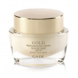 Восстанавливающий дневной крем – Gold Restoring Day Cream SPF 15