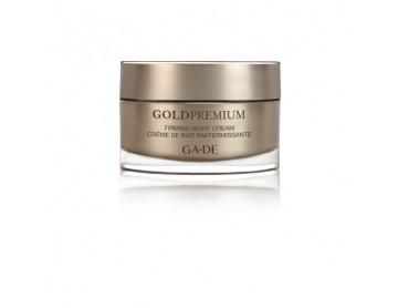 Укрепляющий Ночной Крем — «Gold Premium»